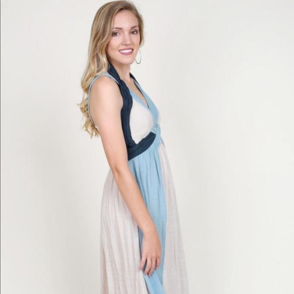 2f2101d8bf6 Altar d State Go Grecian Maxi Dress